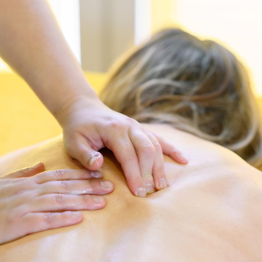 Klassische Massage - Beispielbild