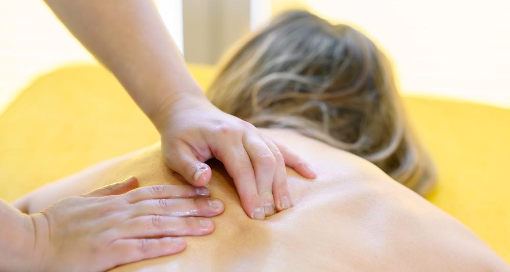 Klassische Massage - SLIDER