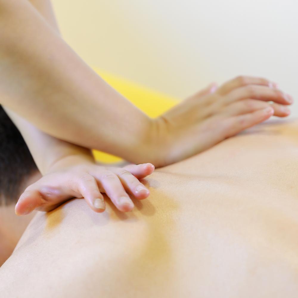 Manuelle Therapie - Beispielbild