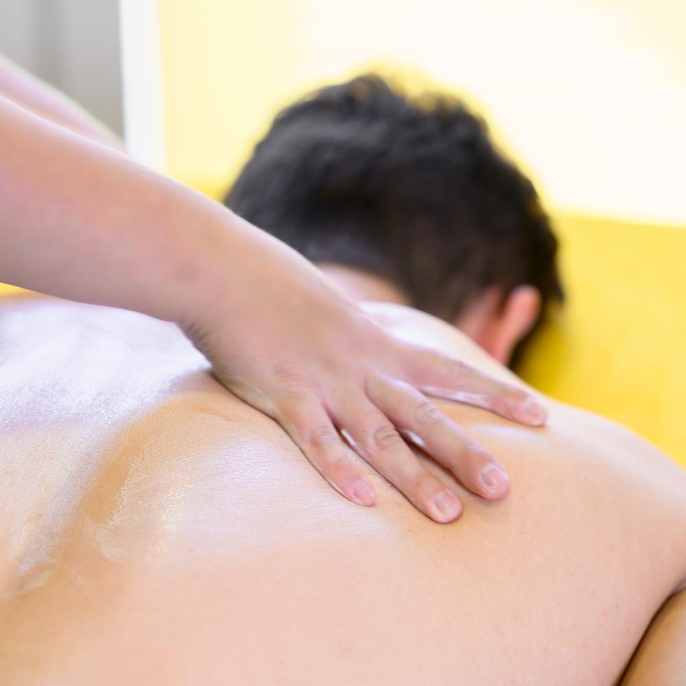 Massage - Beispielbild